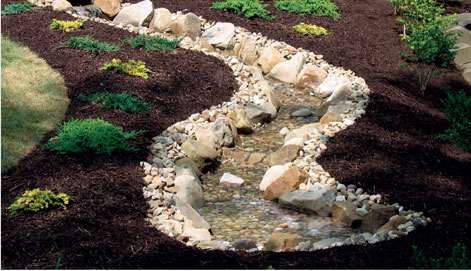 How To Build A Pondless Waterfall Pondless Water Feature