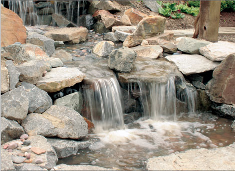 How to Build a Pondless Waterfall - Pondless Water Feature