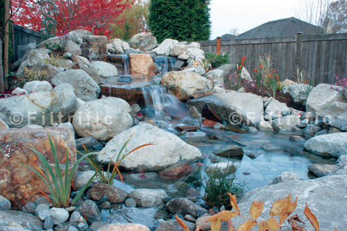 Pondless Waterfall System