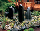 water feature kits bubbling rocks