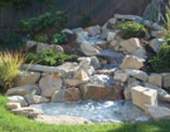 Water Features Backyard Waterfalls Garden Water Features