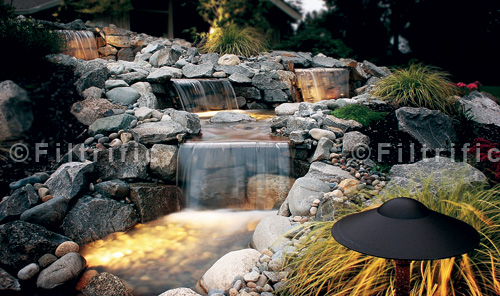 Backyard Waterfalls Kits : Incredible Small Backyard Pondless Waterfalls Kits 500 x 296 ? 95 kB
