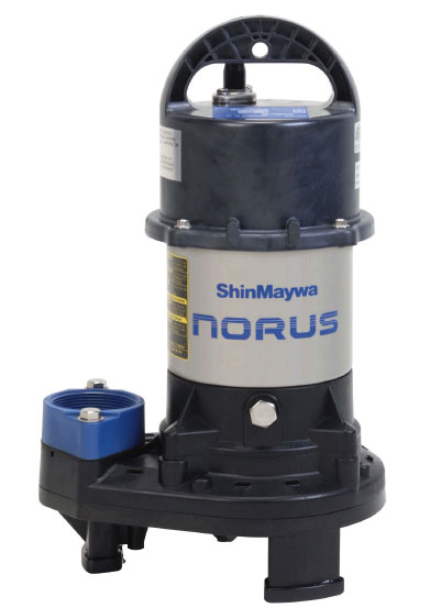 ShinMaywa Pump 5,700 GPH, 1/2 HP
