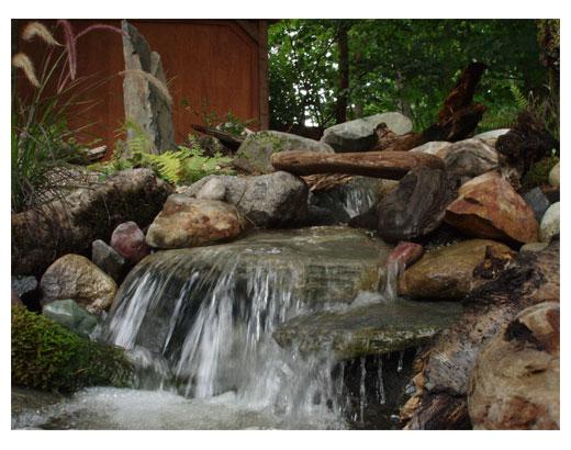 Meadowbrook 1 Ws Waterfall Stream Kit