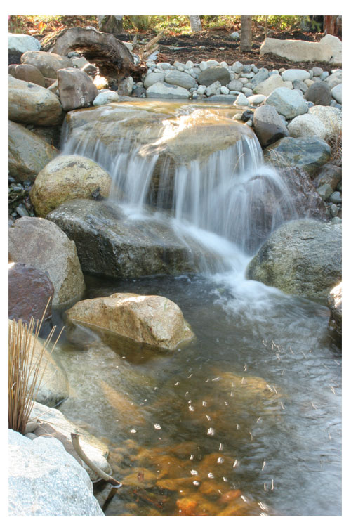 Olympic 1 Wsp Waterfall Stream With Vanishing Pool Kit