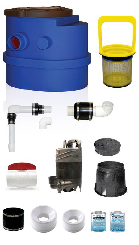 Reflection 3 Water Fountain Kit Outdoor Indoor Pump Kit