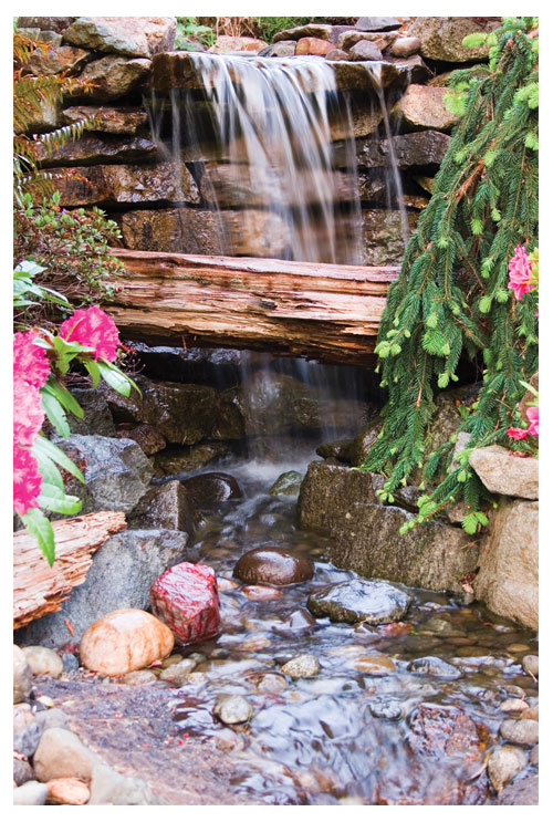 Sierra 1 ws waterfall stream kit Small waterfall kit