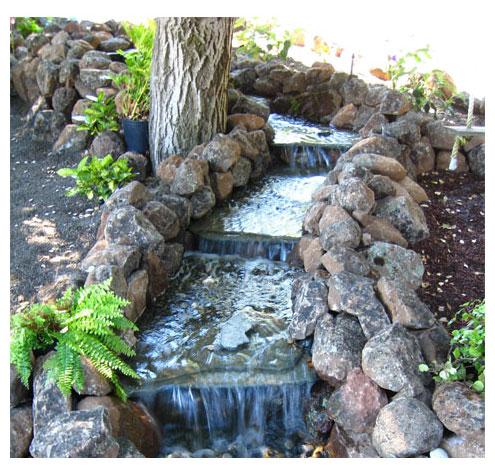 Springbrook 2 Ws Waterfall Stream Kit